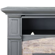 Alcott Hill Dawn Electric Media Fireplace