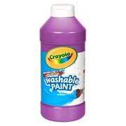 Crayola Crayola Washable Paint 16oz Violet