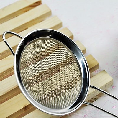Imperial Home 3 Pieces Stainless Steel Food Strainer Set