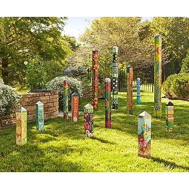 Studio M Dog Lover Art Pole Garden Stake