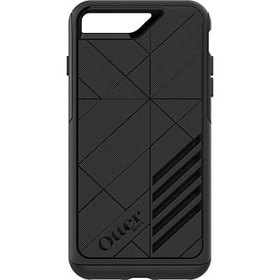 OtterBox Achiever Series Phone Case for iPhone 7 Plus, Black (77-53966)