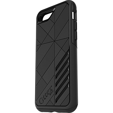 OtterBox Achiever Series Phone Case for iPhone 7, Black (77-54002)