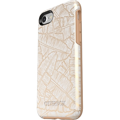 OtterBox Symmetry Series Case for iPhone 8 and iPhone 7, Throwing Shade (77-56675)