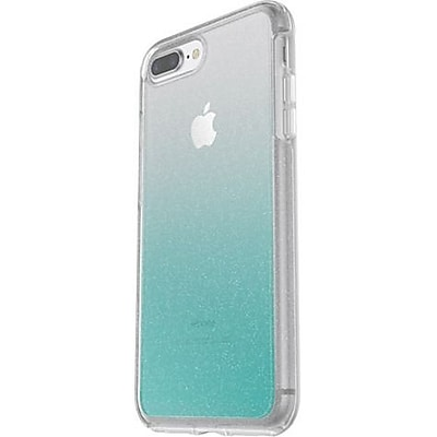 OtterBox Symmetry Series Case for iPhone 8 Plus and iPhone 7 Plus, Aloha Ombre (77-56919)