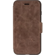 OtterBox Strada Folio Carrying Case for iPhone 7 Plus and iPhone 8 Plus, Espresso (77-56967)