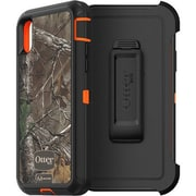 OtterBox Defender Carrying Case with Holster for iPhone X, Realtree Xtra (77-57220)