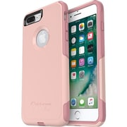 OtterBox Commuter Series Case for  iPhone 8 Plus and iPhone 7 Plus, Ballet Pink (77-56854)