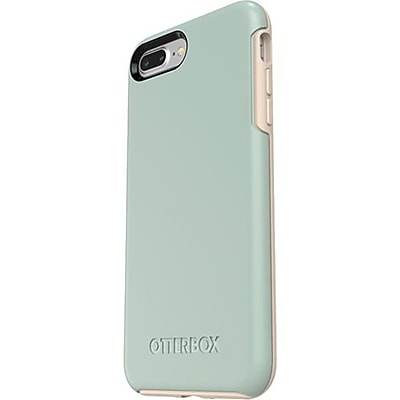 OtterBox Symmetry Series Case for iPhone 8 Plus and iPhone 7 Plus, Muted Waters (77-56874)