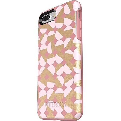OtterBox Symmetry Series Case for iPhone 8 Plus and iPhone 7 Plus, Mod About You (77-56875)