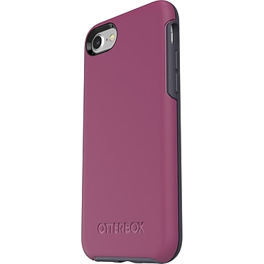 OtterBox Symmetry Series Case for iPhone 8 and iPhone 7, Mised Berry Jam (77-56671)