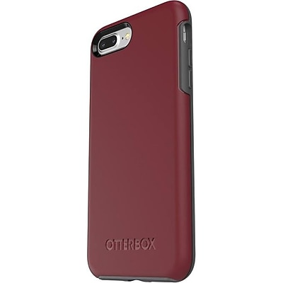 OtterBox Symmetry Series Case for iPhone 8 Plus and iPhone 7 Plus, Fine Port (77-56872)