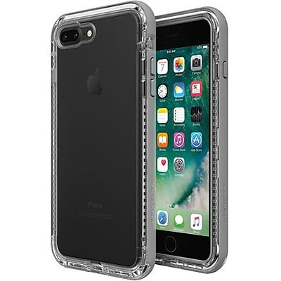 LifeProof NEXT FOR iPhone 8 Plus and iPhone 7 Plus Case, Beach Pebble (77-57195)