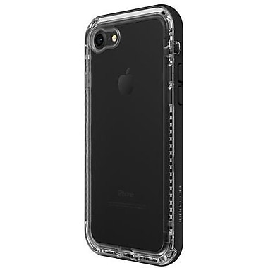 LifeProof NEXT for iPhone 8 and iPhone 7 Case, Black Crystal (77-57190)