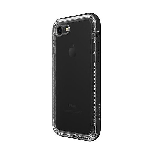 buy popular a5b78 16c2a LifeProof NEXT for iPhone 8 and iPhone 7 Case, Black Crystal (77-57190)