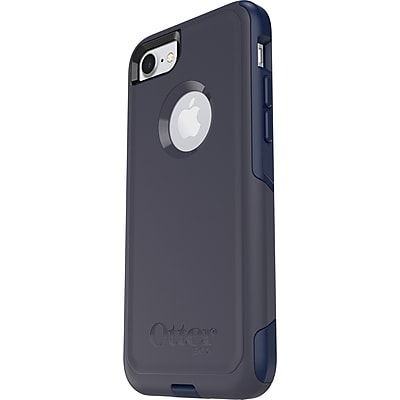 OtterBox Commuter Series Case for iPhone 8 and iPhone 7, Indigo Way (77-56651)