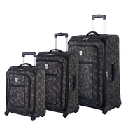 Atlantic Explorer Collection 3-Piece Set Luggage Spinner, Green Camo (AL47183 020)