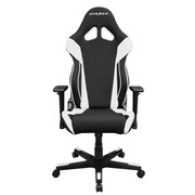 DXRacer RW106 Racing Series Gaming Chair, White (OHRW106NW-CA)