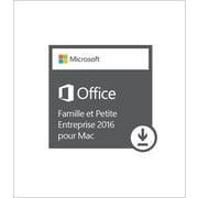 Microsoft – Logiciel Office Famille et Entreprise 2016 pour Mac, anglais