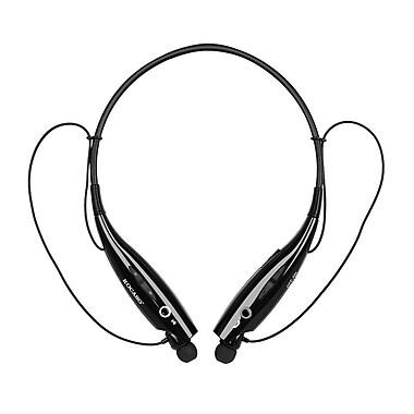 Global Phoenix – Casque d'écoute sport, sans fil, noir (GPCT609 Black)