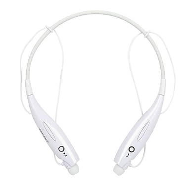 Global Phoenix – Casque d'écoute sport, sans fil, blanc (GPCT609 White)