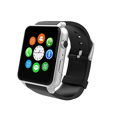 Global Phoenix 1.54 Smart Watch, Silver (GPCT772 Silver)