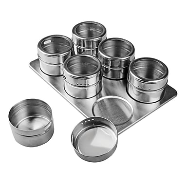 Global Phoenix Magnetic Spice Rack (GPCT215)