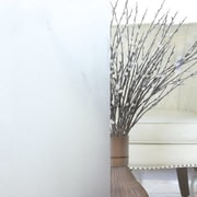 Best Home Fashion, Inc. Non-Adhesive Privacy Window Film; 17.5'' W X 78'' L