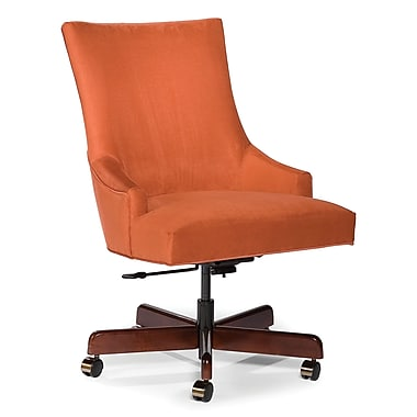 Fairfield Chair Desk Chair; Chocolate