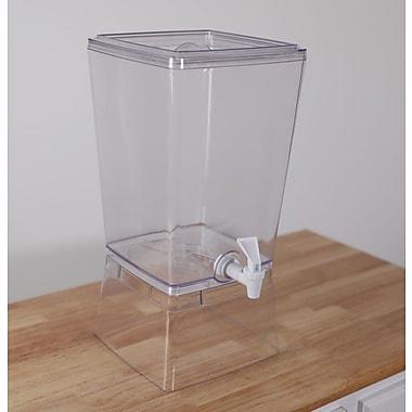 Symple Stuff Stackable 2.8 oz Beverage Dispenser (Set of 2)