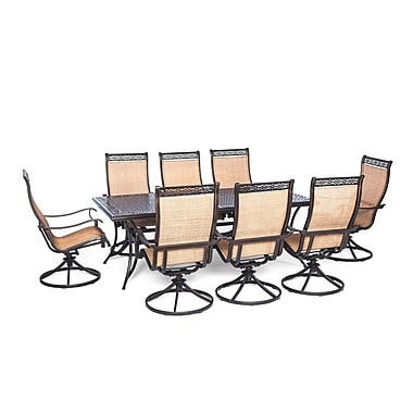 Darby Home Co Barras 9 Piece Dining Set
