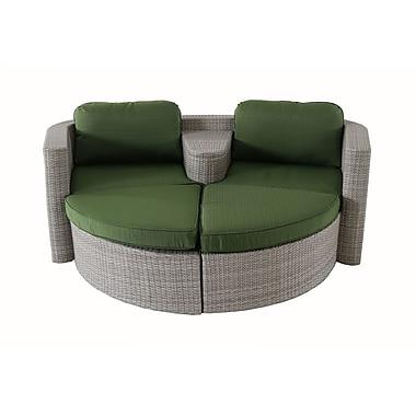 Bayou Breeze Annville 3 Piece Deep Seating Group w/ Cushion