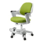 Zoomie Kids Alfreda Kids Chair; Fabric - Lime Green