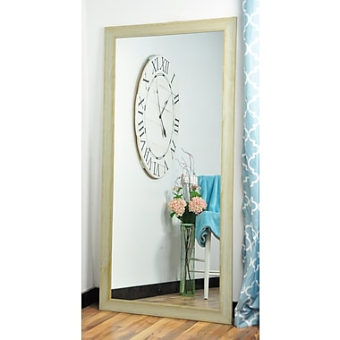 August Grove Insani Hidden Cottage Full Length Mirror