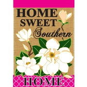 DicksonsInc Sweet Southern Home 2-Sided Garden Flag; Large