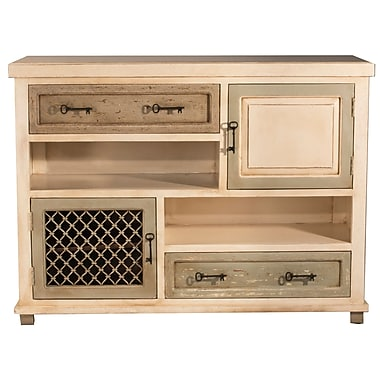 August Grove Union Point 2 Drawer Cabinet