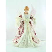 Astoria Grand 18'' Fiber Optic Angel Tree Topper