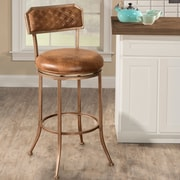 Loon Peak Aarons 26'' Swivel Bar Stool