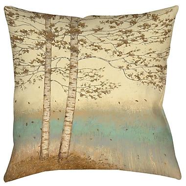 Loon Peak Addis Printed Throw Pillow; 26'' H x 26'' W x 7'' D