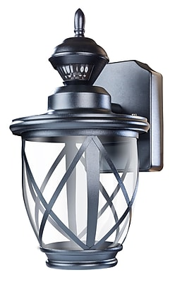 Darby Home Co Kansas 150 Motion Activated Decorative 1-Light Outdoor Wall Lantern WYF078282090818