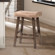 Loon Peak Kapono Non-Swivel Backless Bar Stool