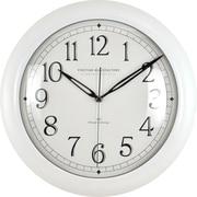 Red Barrel Studio Charlyn 11'' Slim Wall Clock; White