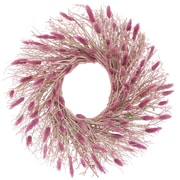 Ophelia & Co. Preserved Spring Twig 22'' Wreath; Pink