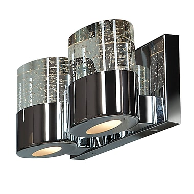 Orren Ellis Enock 2-Light Vanity Light