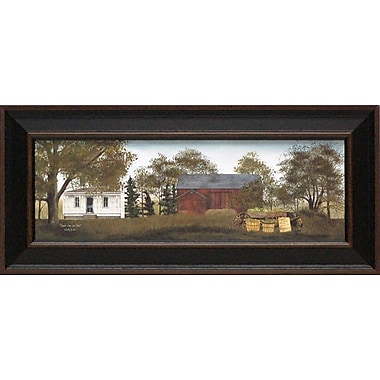 August Grove 'Sweet Corn for Sale' Framed Painting Print