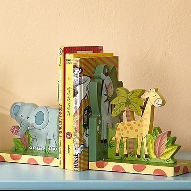 Teamson Fantasy Fields Sunny Safari Bookends (W-9837A)