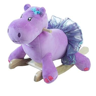 Rockabye Gracie the Hippo Rocker (85067)