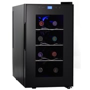 Wine Enthusiast 8 Bottle Hybrid Wine Cooler (272 03 01 06)