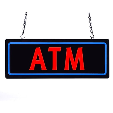 CM Global MystiGlo LED ATM Sign (425-25-ATM)