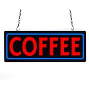CM Global MystiGlo LED Coffee Lightbox Sign (425-25-Coffee)