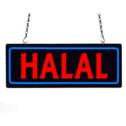 CM Global MystiGlo LED Halal Lightbox Sign (425-25-Halal)